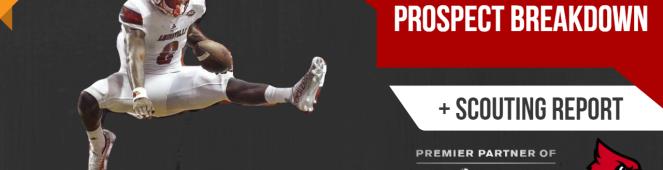 Lamar Jackson Draft Profile/Scouting Report