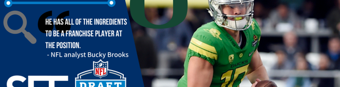 2019 NFL Draft Preliminary Evaluation: Oregon QB Justin Herbert